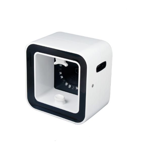 Neue Tragbare 3d Gesichts UV Licht Kamera Software Haut Analyzer Maschine Schönheit Salon Gesichts Pflege Werkzeug