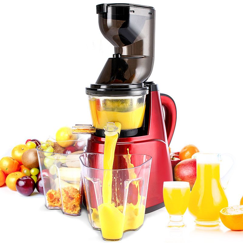 Automatic Household Electric Fruit Juicer 220V Multifunctional Electric Fruit Juice Soybean Milk Blender Machine EU/AU/UK