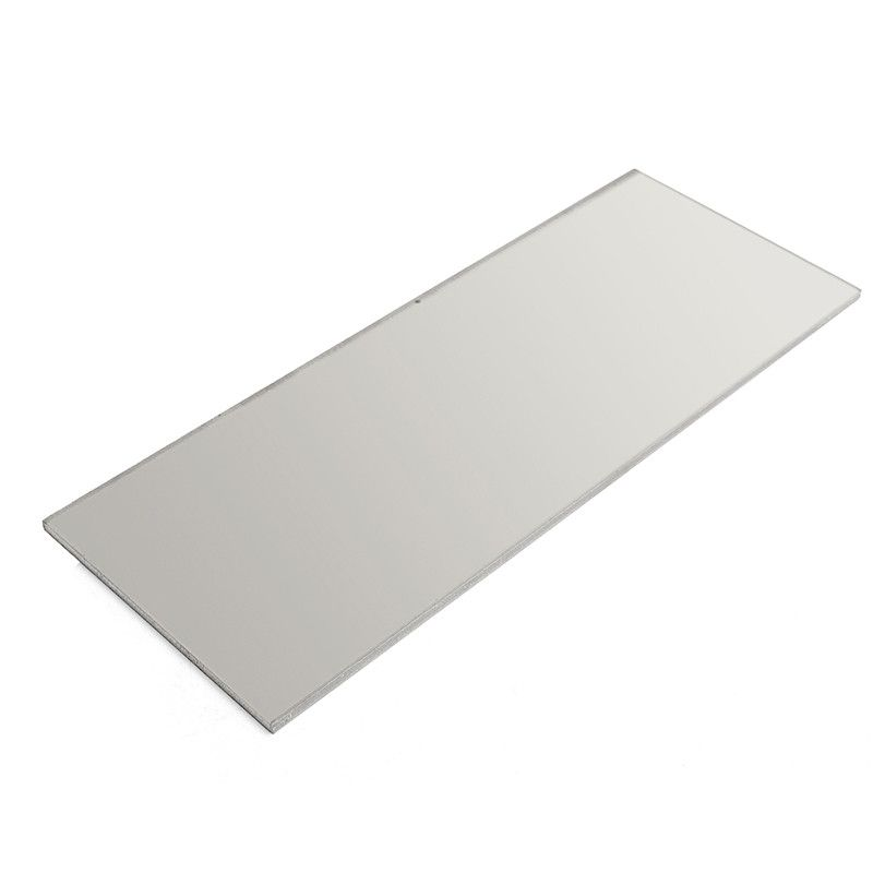 261 x 100 x 4mm Titanium Ti Grade.5 Grade 5 6al-4v Plate Sheet Super Corrosion Resistance Best