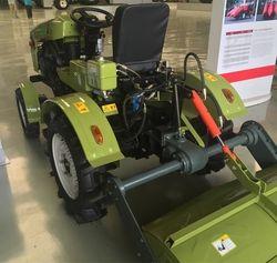 Buena venta 15HP pequeño cuatro ruedas tractor agrícola cultivador sembradora 154