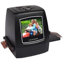 Мини 5MP 35 мм отрицательная пленка сканер отрицательные слайды фото пленка преобразует USB кабель lcd слайдер 2,4