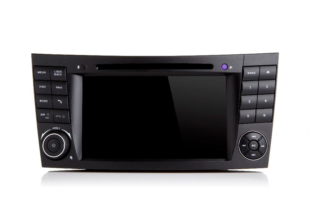 OTOJETA Summer Promotion-Pure Android8.0 car dvd player for Benz CLK W211 CLS W219 W463 amplifer TDA7851 IC touch screen GPS FM