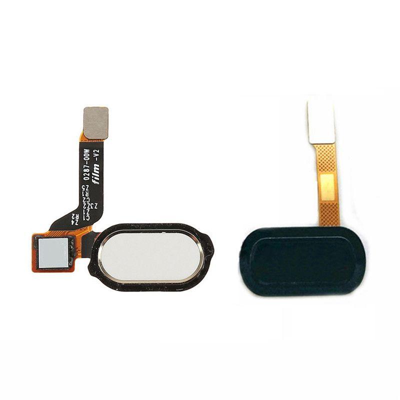 Menu Back Home Button Fingerprint Recognition FPC Sensor Flex Cable Ribbon For Oneplus 2 Three 3 3T 5 Five 5T Replacement Parts