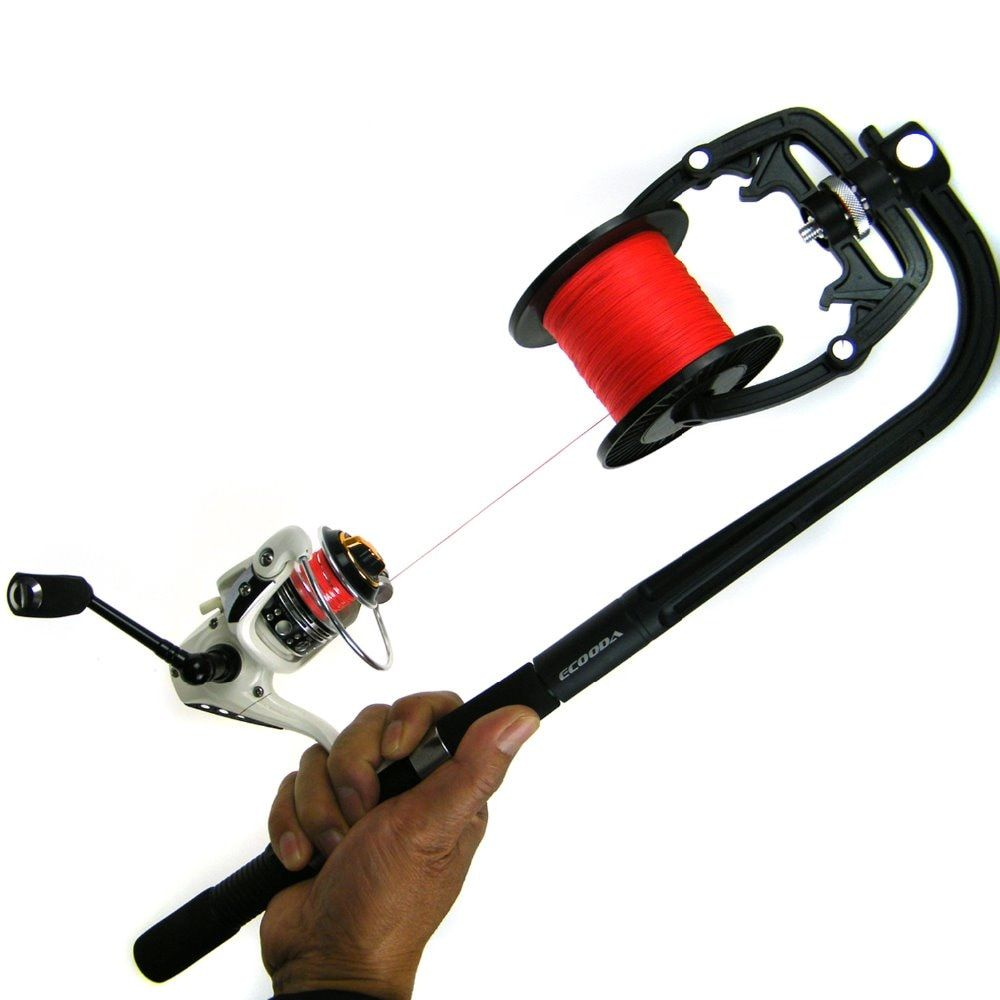 Fishing Line Spooler Spool System Ultimate Fishing Tools Accessories Spinning Fishing Reel Line Winder Winding System