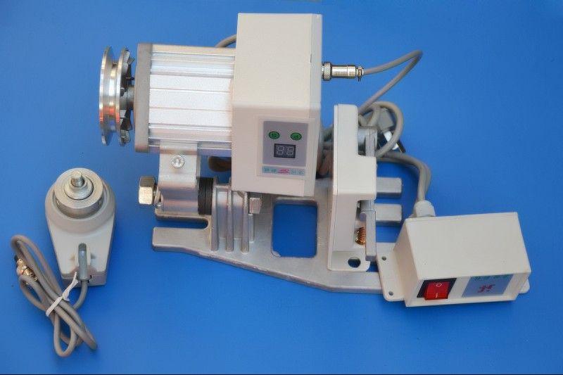 Energy-saving Adjustable Speed Brushless Servo Motor for Industrial Sewing Machine with Fixed needle holder220V