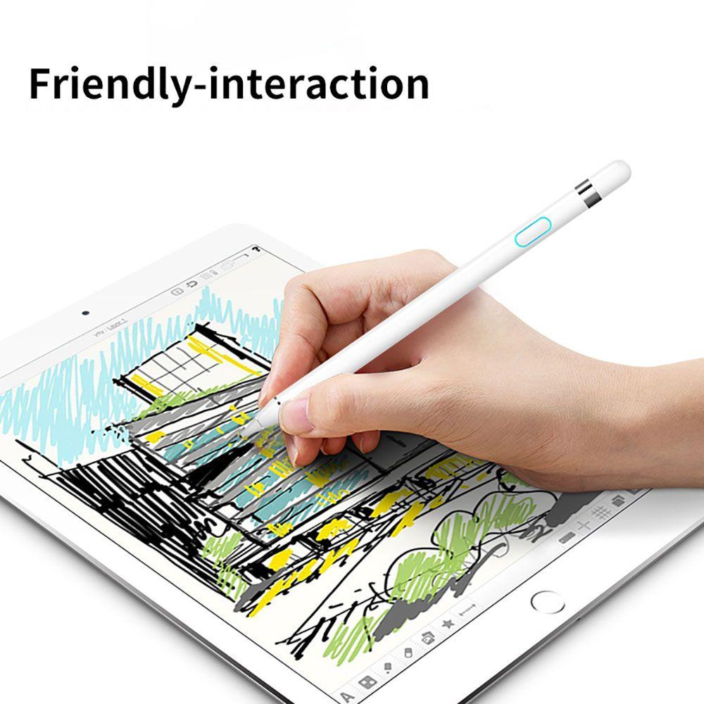 WIWU Touch Bleistift für iPad 2018 Stylus Stift Kompatibel für Android & IOS Kapazitiver Stylus Tablet Touch Stift für iPad Pro