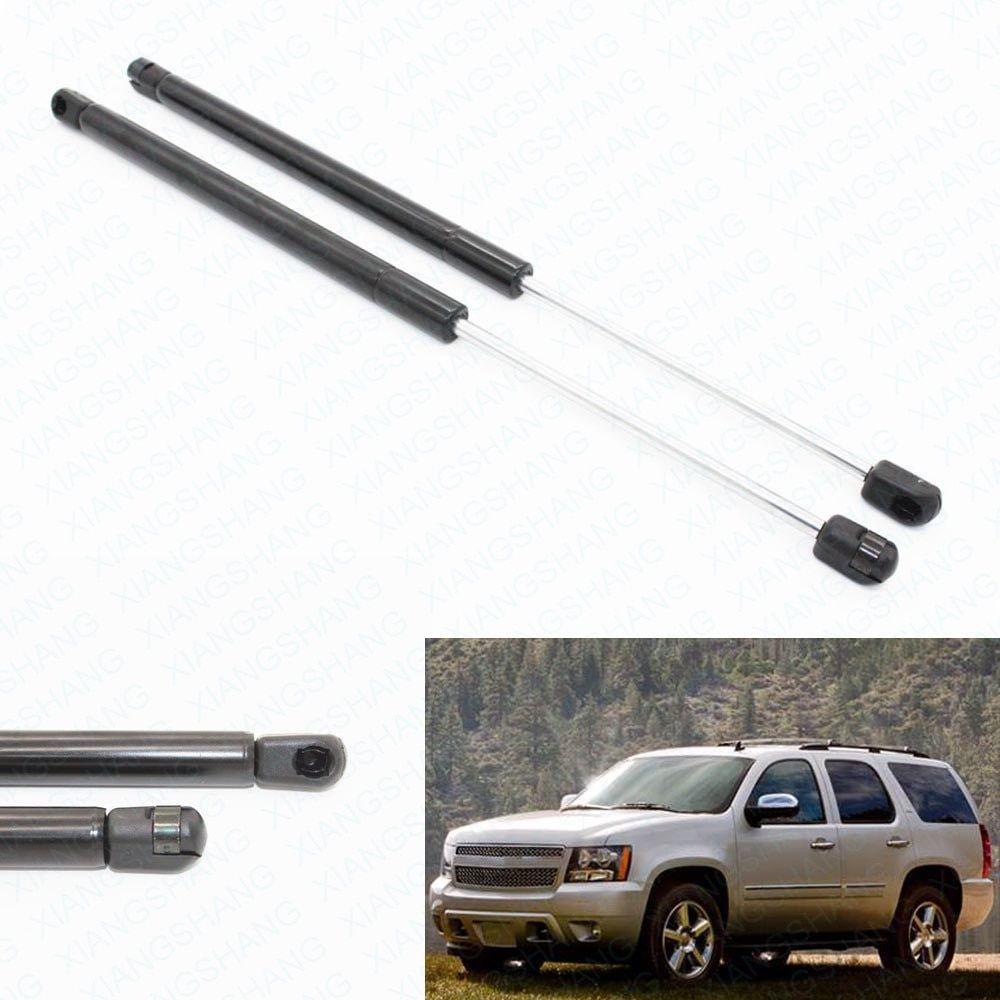 Car Hood Auto Gas Spring Struts Prop Lift Support for 2007-2013 637 MM Cadillac Escalade GMC Yukon for Chevrolet  2008-2012