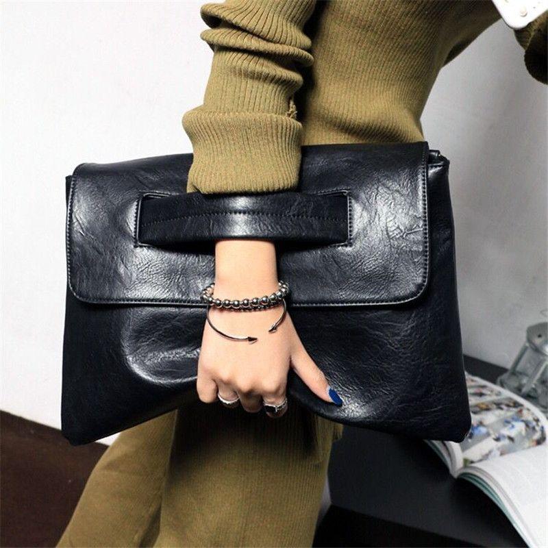 Heißer Verkauf Frauen umschlag handtasche leder frauen Crossbody Taschen für frauen trend handtasche messe männlichen Damen Kupplungen