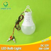 Ultra brillante colgar lámpara de luz con clip DC 12 V bombilla led 3 W 5 W 7 W 9 W 12 W 15 W fiesta al aire libre campamento noche Pesca emergencia