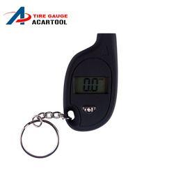 Outil de diagnostic Numérique De Voiture Pneu Air Manomètre Mètre Test PSI de Pression des Pneus Auto Testeur Véhicule Moto Détecteur De Voiture LCD