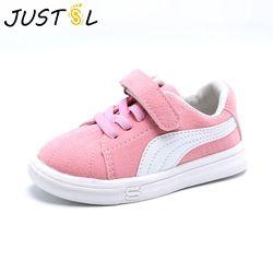Primavera otoño niño niñas antideslizante zapatos de lona de los niños planos con los zapatos ocasionales del deporte los niños zapatillas cómodas de moda