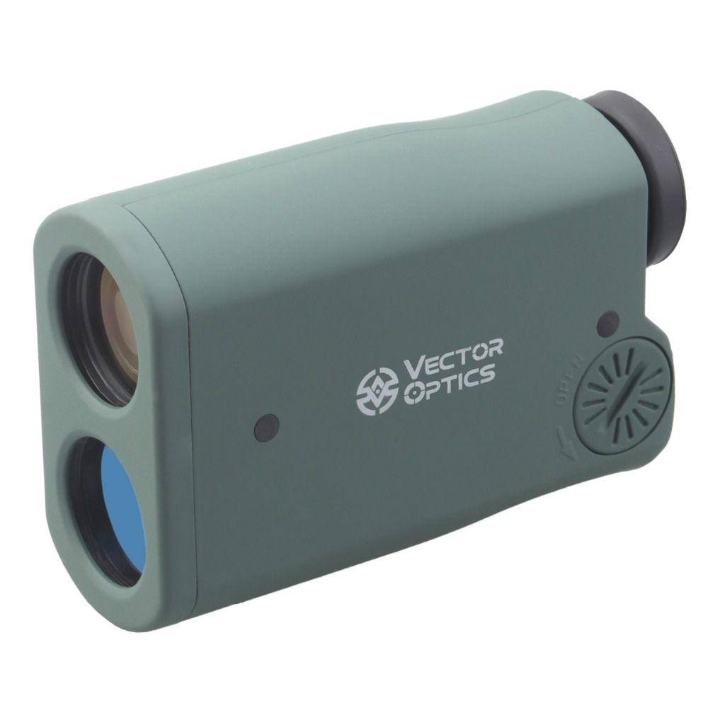 Vector Optics 8x30 Laser Rangefinder Monocular Scope SCAN 1200M w/ Rain, REFL , >150 Mode Range Finder Distance Measuring