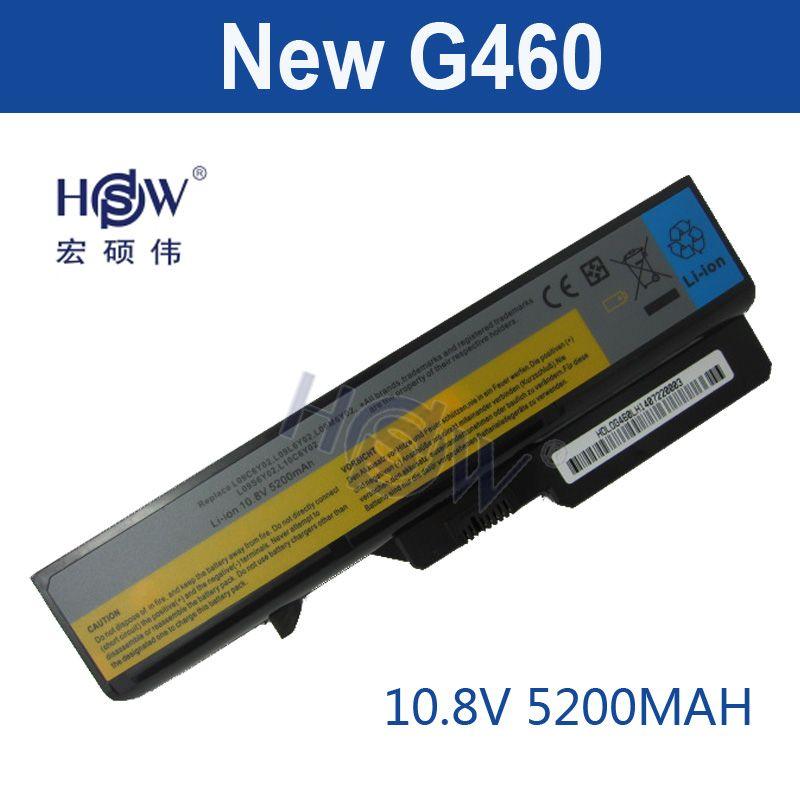 Battery For LENOVO IdeaPad G460 G465 G470 G475 G560 G565 G570 G575 G770 Z460 V370 V470 V570 L09M6Y02 L10M6F21 L09S6Y02 bateria
