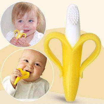 Безопасный грызунок для малышей игрушечные лошадки детские милые кроватки погремушка гибкие деятельности обучение игрушечная зубная щетк...
