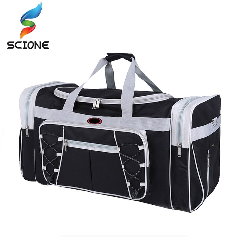 Hot Waterproof Large Capacity Sports Gym Bag Outdoor Multifunction Sporting Travel Handbag <font><b>Training</b></font> Duffle Bags for Men Women