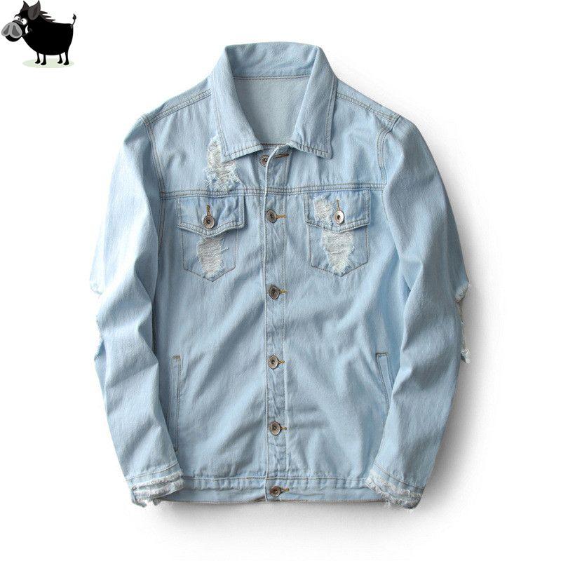 Man Si Tun I Feel Like Pablo Costume Denim Jacket Season 3 Kanye West Pablo Jeans Jacket Hip Hop Paul Military Sudaderas Mujer