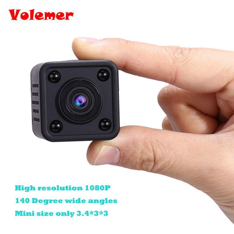 Nouveau HDQ9 Mini caméra Wifi IP caméra 1080 P HD petite caméra sans fil Action caméra DV DVR caméscope vidéo enregistreur vocal PK SQ11