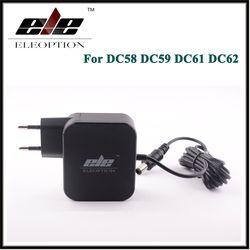 Eleoption alta calidad cargador de batería para Dyson DC58 DC59 DC61 DC62 V6 SV03 vacío 64506-07