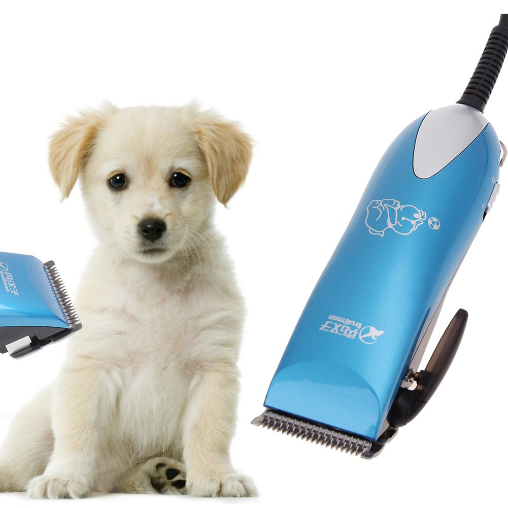 25W Professional Electric Pet Dog Hair Clipper Grooming Kit Rechargeable Pet Cat Dog Hair Trimmer Cutter Shaver Haircut Machine