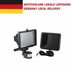 120 LED Solaire Lumière Mur-monté LED Solaire Lumière Solaire Extérieure avec PIR capteur Détecteur de Mouvement BS3