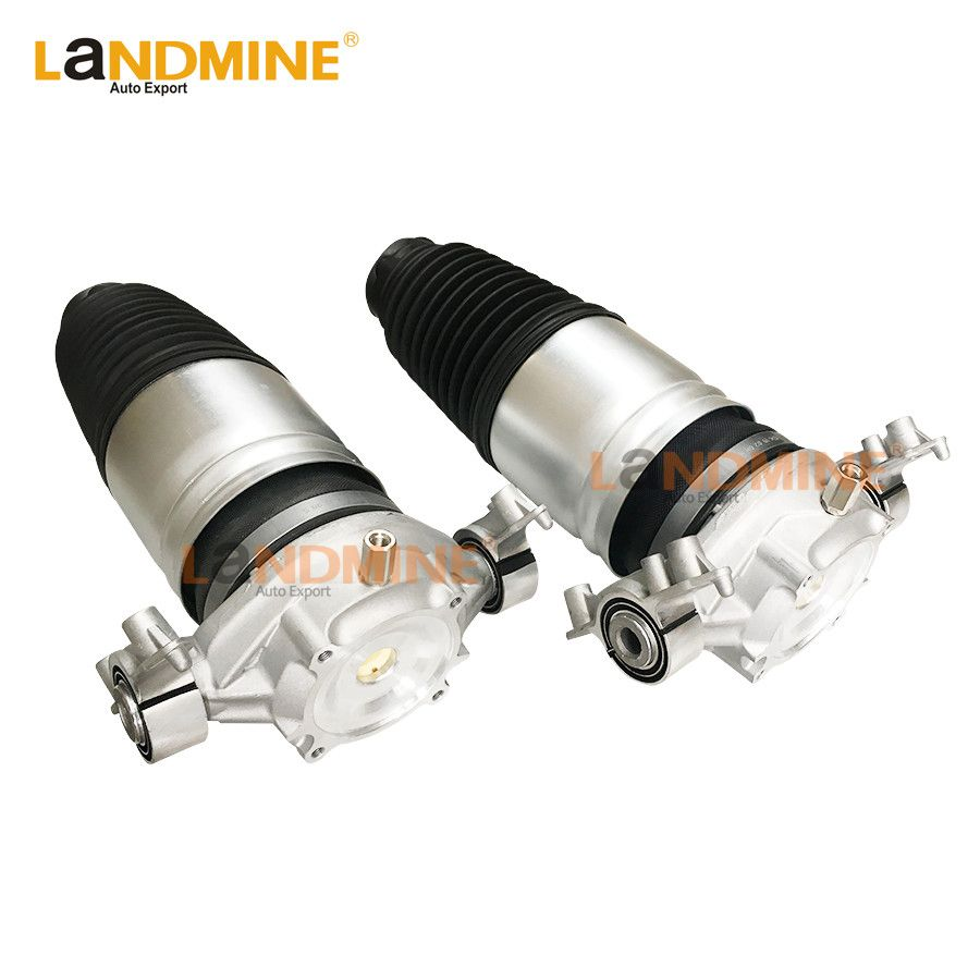 Free Shipping 2pcs 2011-2016 Rear AirSpring Suspension Air Ride Repair Kit Fit Audi Q7 VW Touareg Cayenne 7P6601020K 7L5616019KL