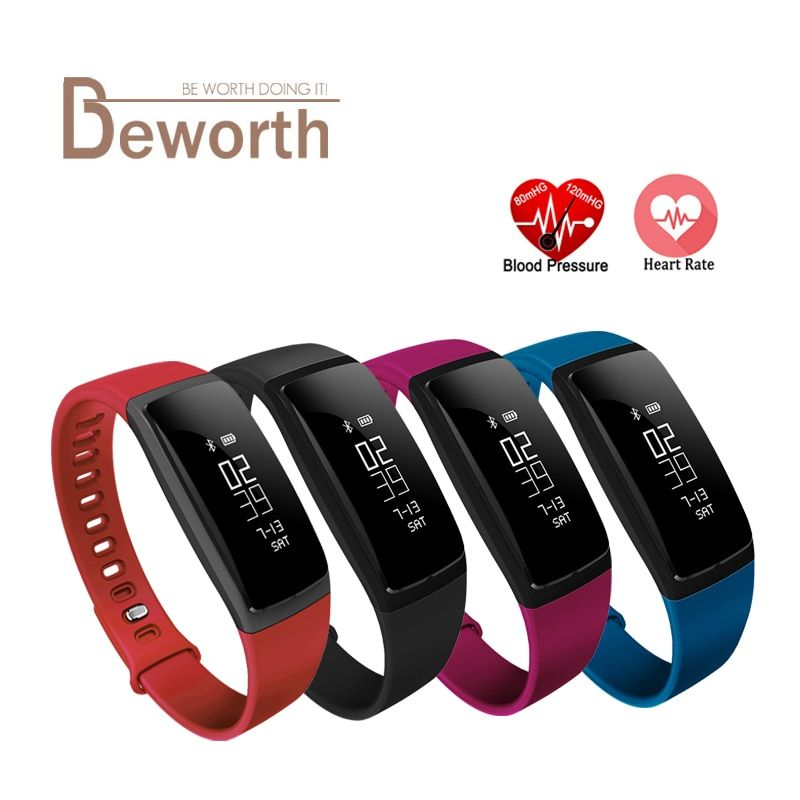 V07 Smart Band Wristband Band Heart Rate Blood Pressure <font><b>Pedomet</b></font> Bracelet Fitness V07S For iOS Android Phone PK Mi Band 2 Fitbits