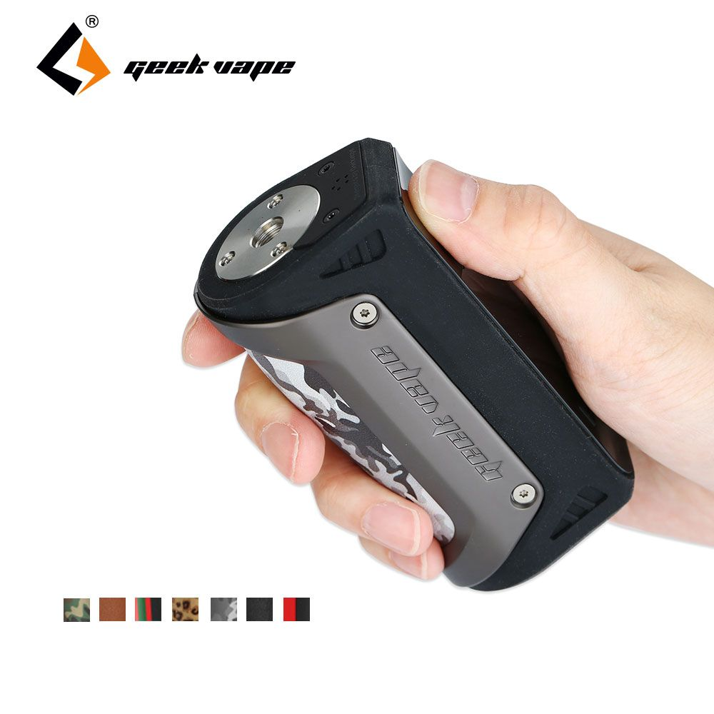 100% Original 100W GeekVape Aegis TC MOD Fit 18650/26650 Battery Waterproof/Shockproof/Dust-proof Mod GeekVape Aegis Box Mod