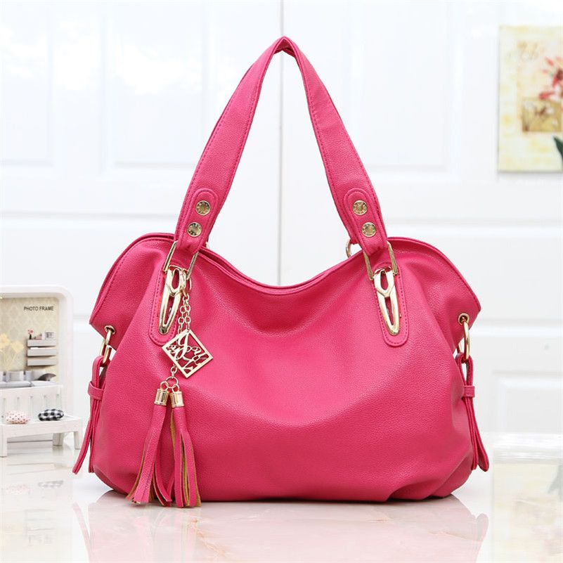 Fresh exqisite delicate design bag for elegant lady Luxury Ladies Leather Shoulder Bag Satchel Cross Body Tote Handbag M30