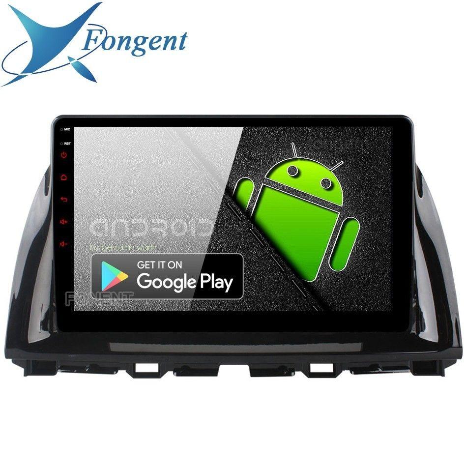 1 Din Android 9.0 Auto Navigation Gps Multimedia Für Mazda Cx5 Cx 5 2013 2014 2015 Dsp 64gb Rom 10,2