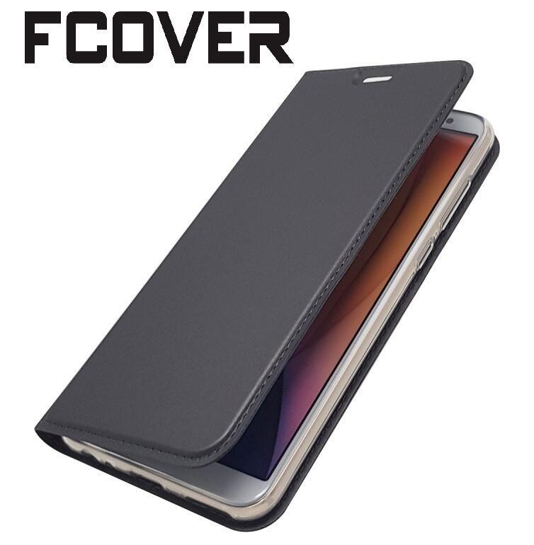 De luxe Portefeuille En Cuir Cas Pour Xiaomi Redmi Note 4 & Redmi Note 4X Flip Cas Magnétique Livre Couverture De Coquille De Protection
