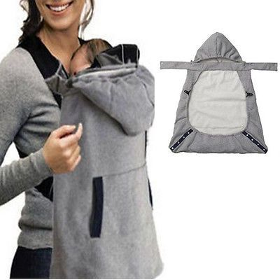Baby Carrier Velvet Cloak Warm Cape Cloak Winter Cover Wind Out Necessary Carry