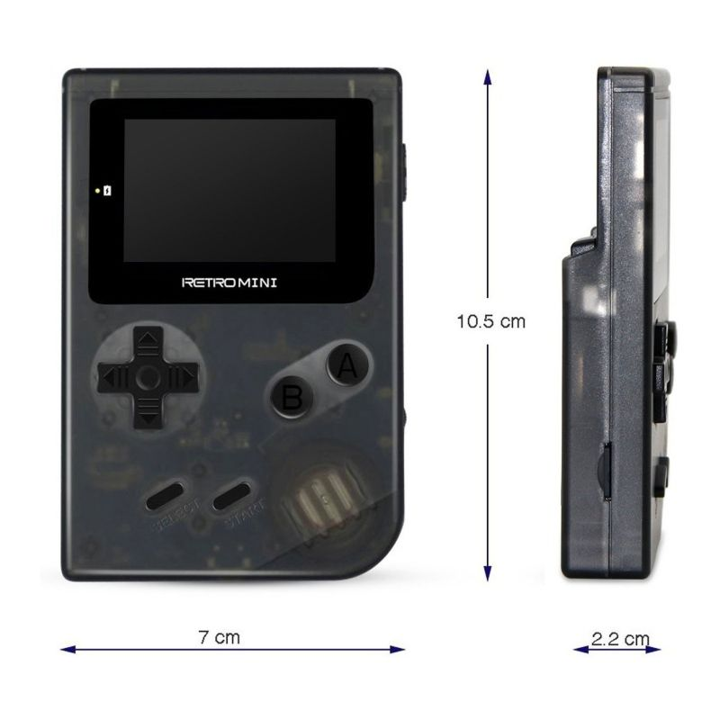 Retro Game Console 32 Bit Portable Mini Handheld Game Players Built-in 940 For GBA Classic Games Best Gift For Kids