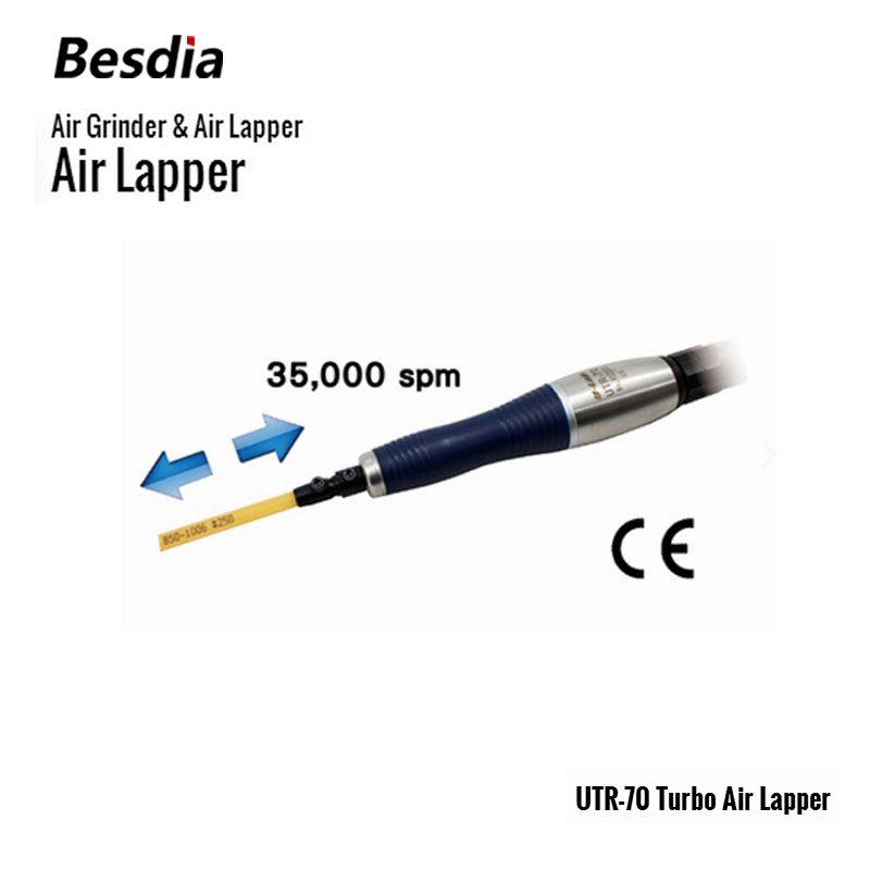 TAIWAN Besdia Luftschleifer Turbo Air Lapper UTR-70