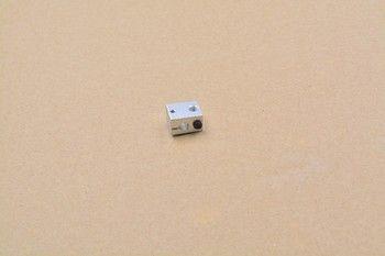 3d imprimante pièces V6 bloc de chauffage 20mm x 16mm x 11.5mm en alliage d'aluminium all metal extrudeuse chauffage en aluminium bloc 20x16x11.5 1 pcs