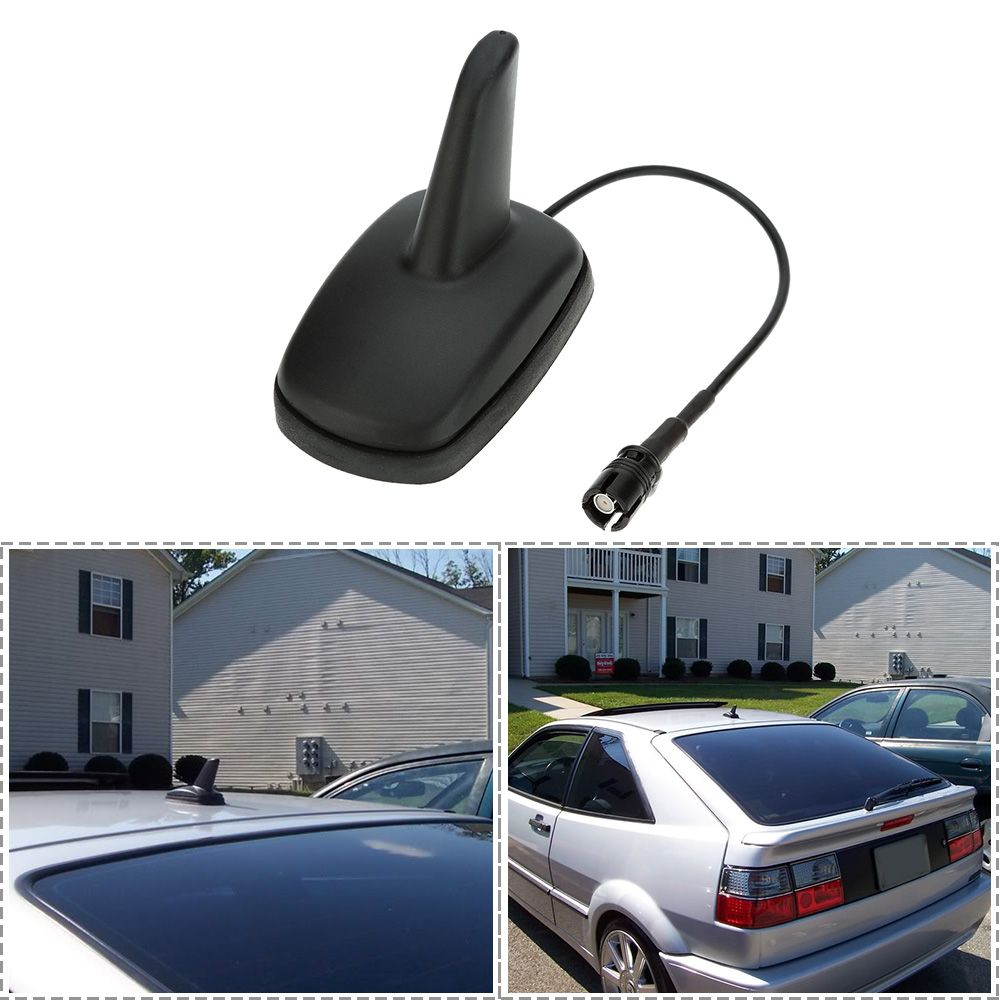 Car Antenna Shark Radio Shark Fin Antenna FM Signal Aerials for VW Polo Ford Kuga Chevrolet Nissan qashqai car Opel Mokka