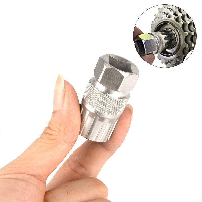 Fahrrad Kassette Schwungrad Freilauf Verschlussring Remover Removal Kurbel Reparatur Werkzeug Zerlegen Buchse Für Mountainbike