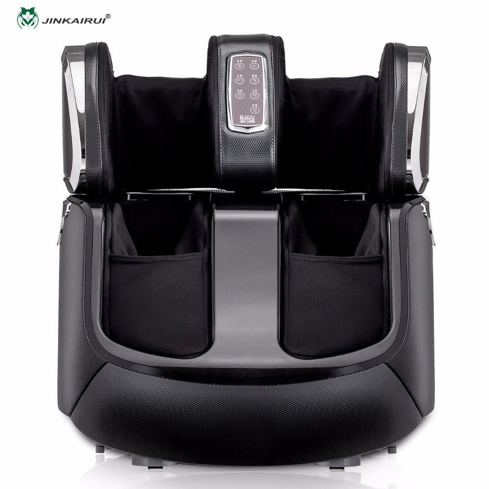 Jin Kairui Bein Fußreflexzonenmassage Automatische Kneten Beine Fuß Punkt Hause Roller Knie Massager Entspannen Bein Druck