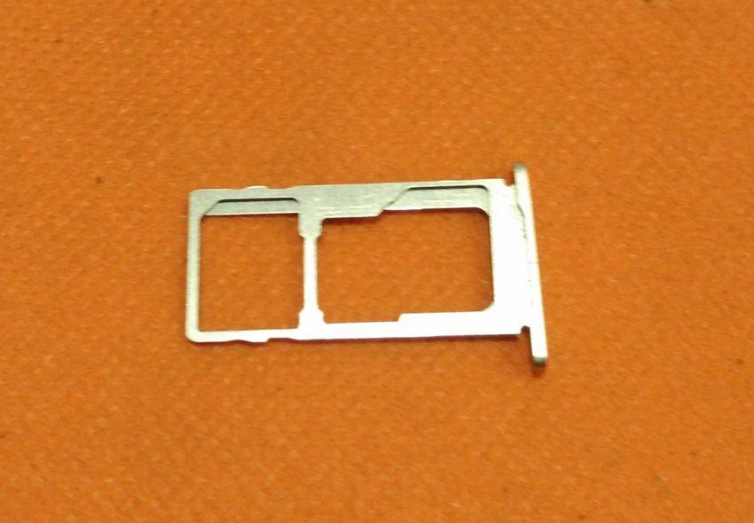 Original Sim Card Holder Tray Card Slot for Bluboo Edge MT6737 Quad Core 5.5 Inch HD 1280X720 Free shipping