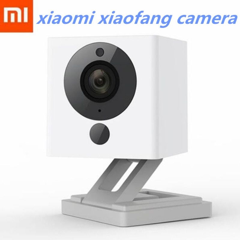 Original Xiaomi Xiaofang  1080P Cam Portable Mini Camcorder  Night Vision 8X Digital Zoom  WIFI App Control For Home Security