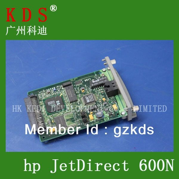 Free shipping  jetdirect 615N  J6057A  EIO Print Server series 100% Quality guarantee