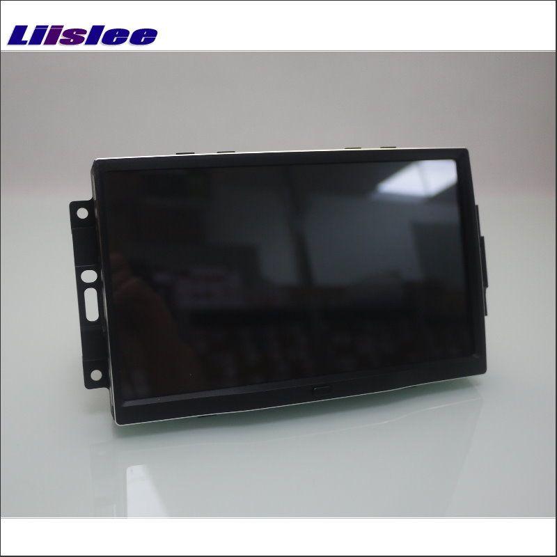 Liislee для Jeep Grand Cherokee 2005 ~ 2007 Android gps-навигация Радио Стерео 10.2