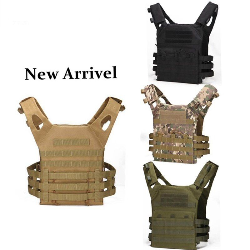 Großhandel Military Tactical Platte Träger Ammo Brust Rig GPA Weste Airsoftsports Paintball Getriebe Körper Rüstung für Jagd Ausrüstung