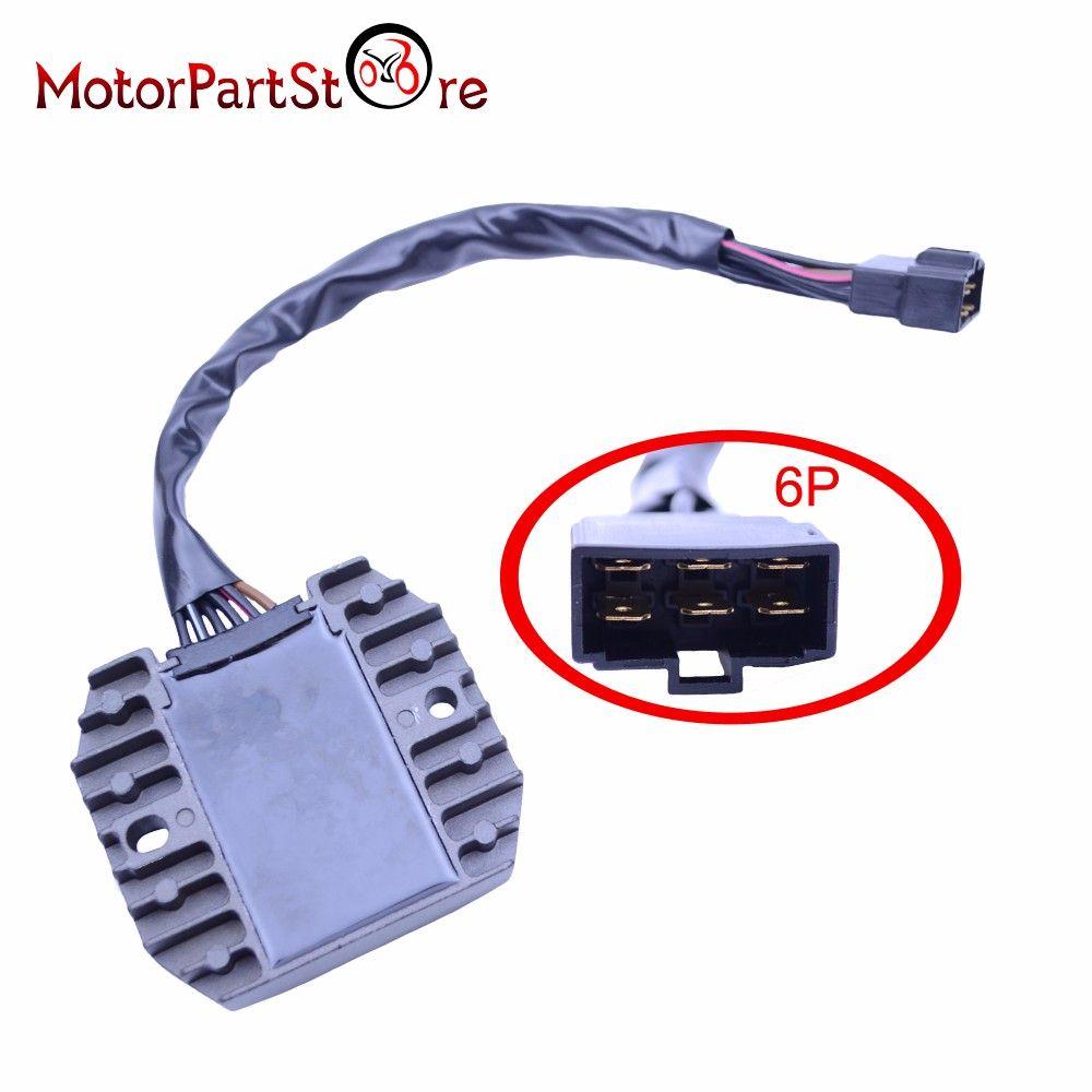Motorcycle Voltage Regulator Rectifier for Kawasaki ZZR 400 1990-1999 ZZR 600 1990-2005 ZXR 250 1989-1995 ZXR250 ZZR400 ZRX400 *