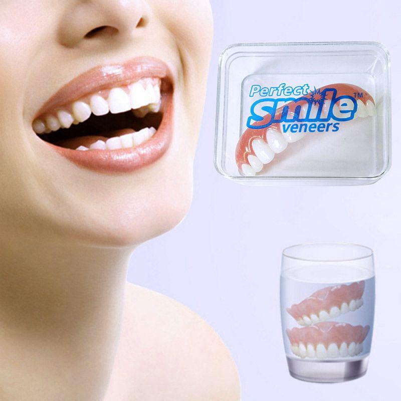 2017 New Perfect Smile Veneers In Stock Correction Teeth False Denture Bad Teeth Veneers Teeth Whitening Dropshipping