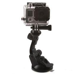 Car Windshie Holder For Xiaomi Yi 4k Suction Cup Mount For Eken H9 For Gopro Hero 6 5 For Go pro Action Camera For SJCAM SJ4000