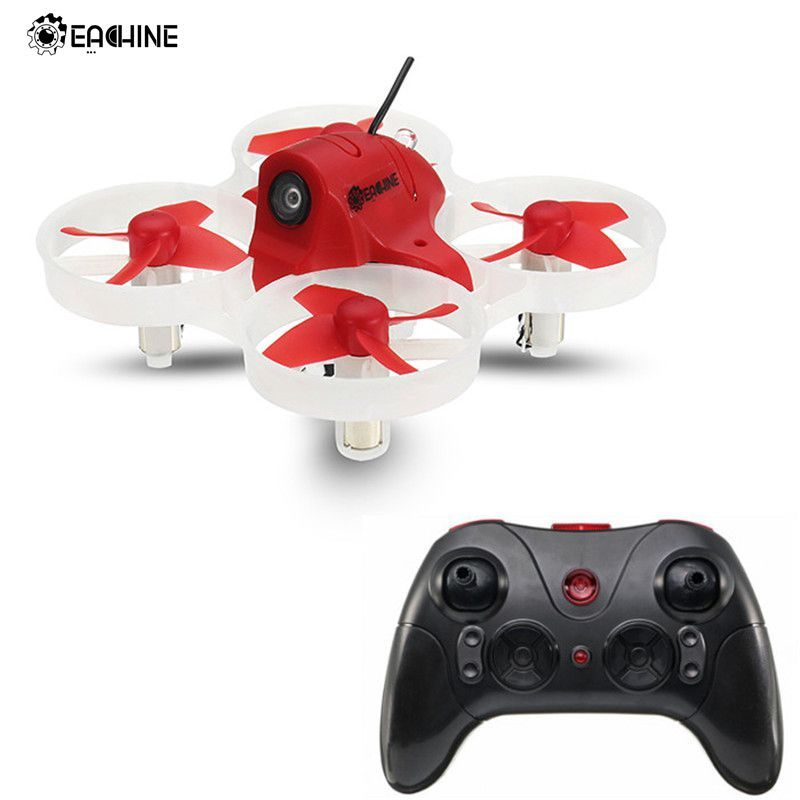 2018 New Arrival Eachine M80S with 3 Flight Mode 8520 Motor 5.8G 600TVL Camera Micro FPV Racer Drone Quadcopter RTF