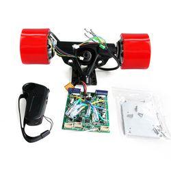 Dual Drive 70 Mm 83 Mm 90 Mm 180 W 250 W 350 W Listrik Skateboard Hub Motor Truk Kit esc dan Remote Listrik Lonboard Motor