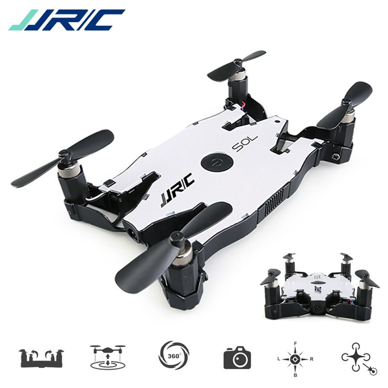JJRC H49 Selfie Drone 720P HD Camera Ultra-thin Wifi FPV RC Quadcopter One Key Return Altitude Hold VS H37 Best Toys For Kids