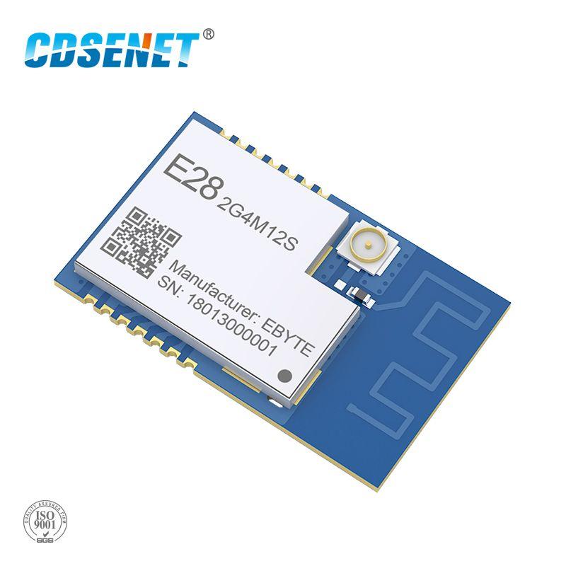 SX1280 LoRa Bluetooth Sans Fil Émetteur-Récepteur rf 2.4 ghz Module E28-2G4M12S SPI Longue Portée 2.4 ghz BLE Transmetteur rf 2.4g récepteur