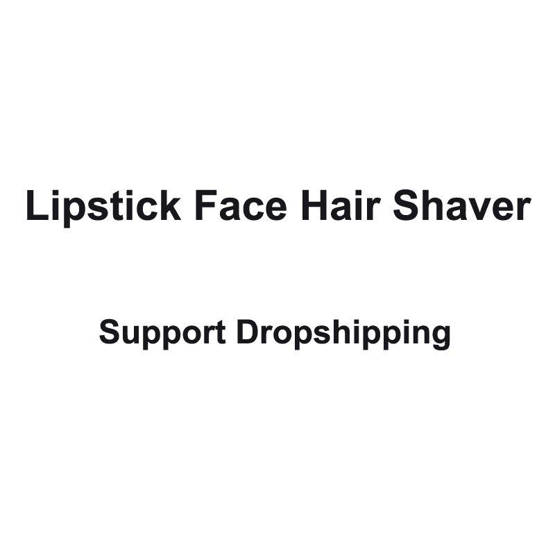 Dropshipping Lipstick hair remover portable Lipstick Epilator